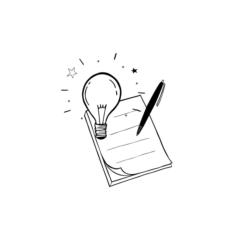 Ideenfindung und Planung